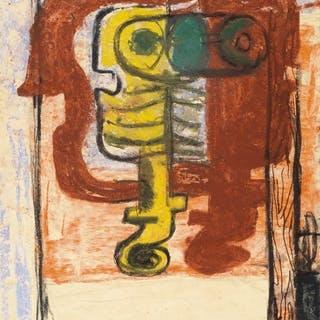 Exposition Le Corbusier Thème violon Baud 56