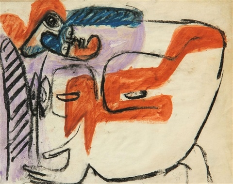 Exposition Le Corbusier Thème Alma rio Baud 56