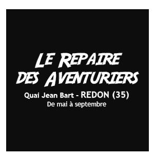 Logo du Le Repaire des Aventuriers 35 Redon