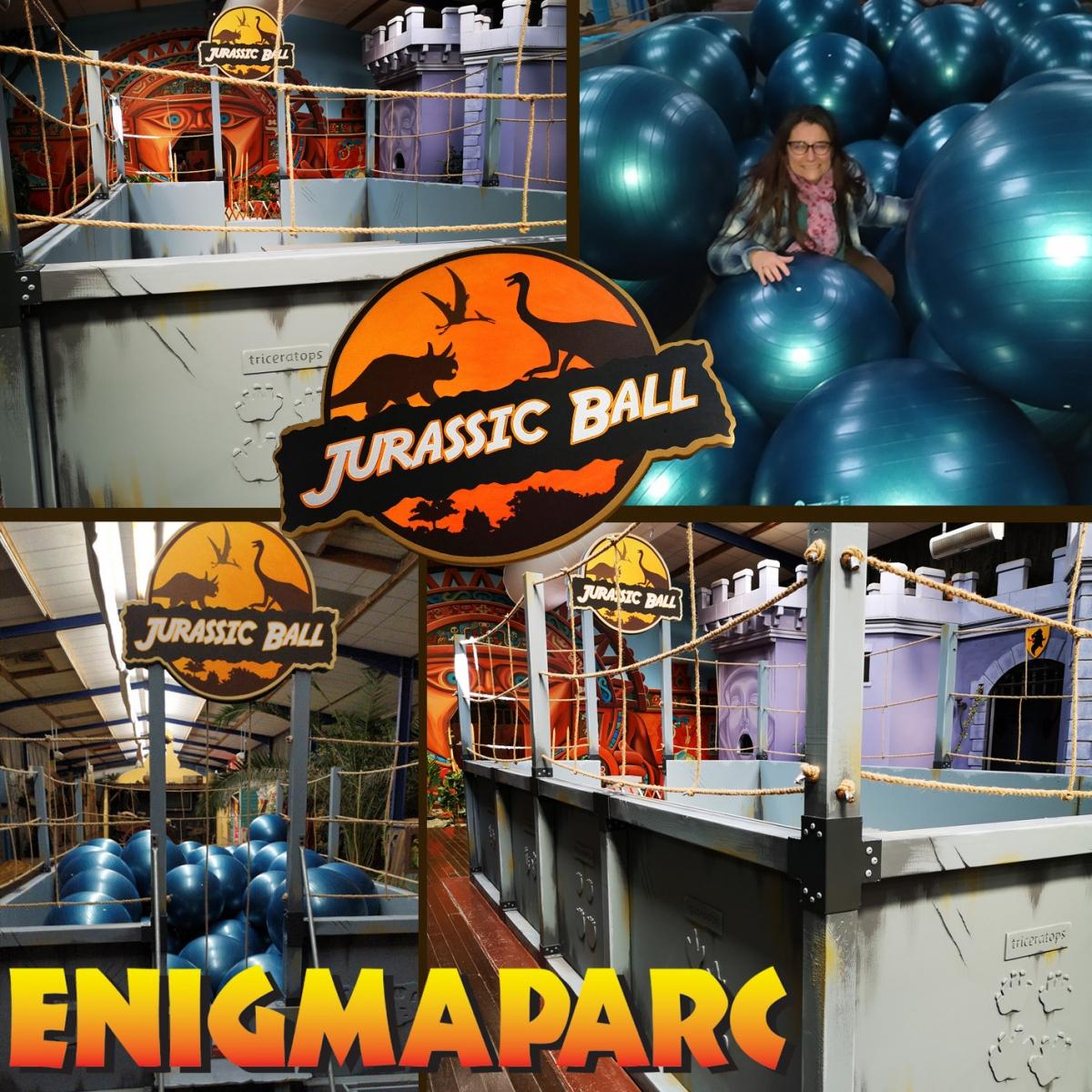 Nouveau 2020 : Jurrassic Ball